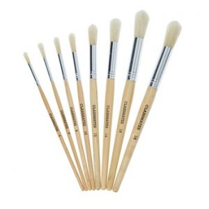 Bristle Brushes 582 Round