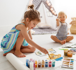 Kids Paint Sets