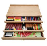 Brush Wallets & Storage Boxes