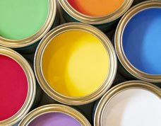 Industrial Paints & Cleaners