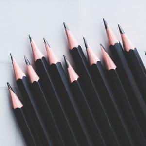 Sketching Pencils Loose