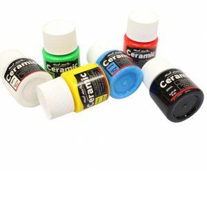 Ceramic Paint Sets